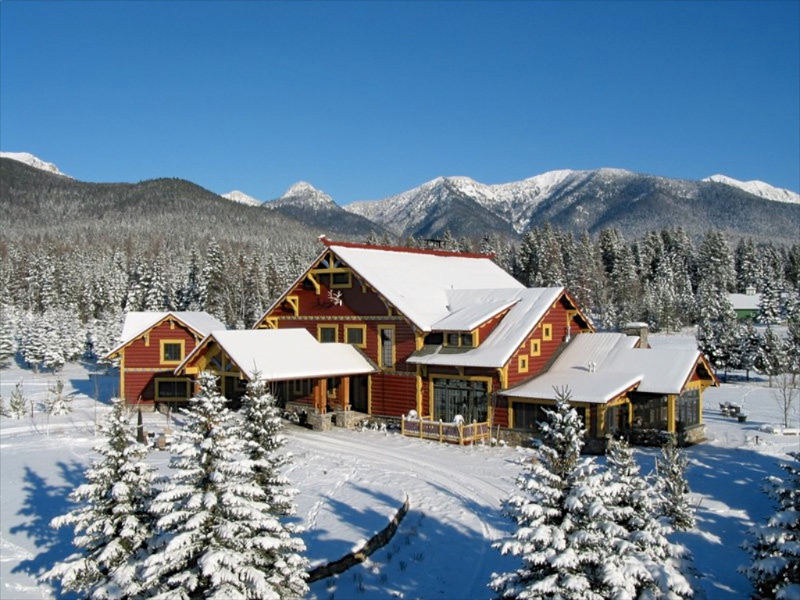 Luxury Estate Near Glacier National Park