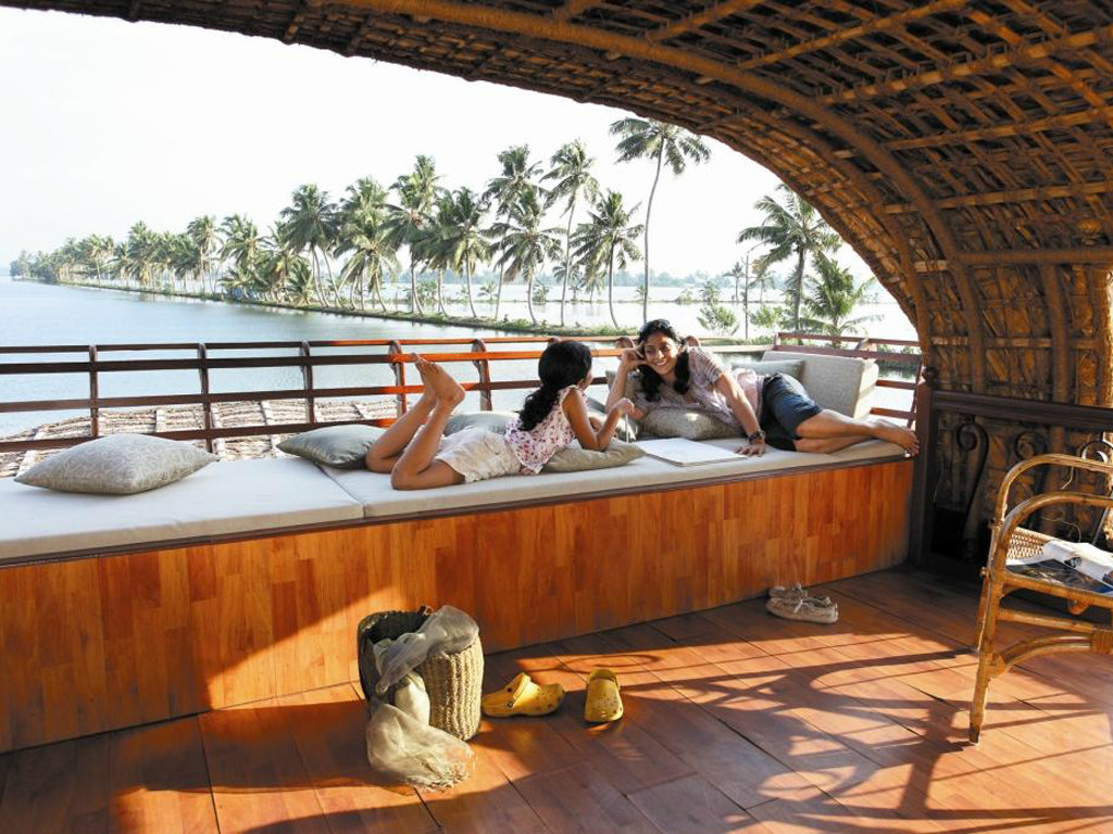 All houseboats single bedroom ac luxury houseboat for 01 bedroom ac deluxe houseboat